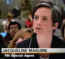 Jacqueline Maguire, MS in Criminal Justice '99
