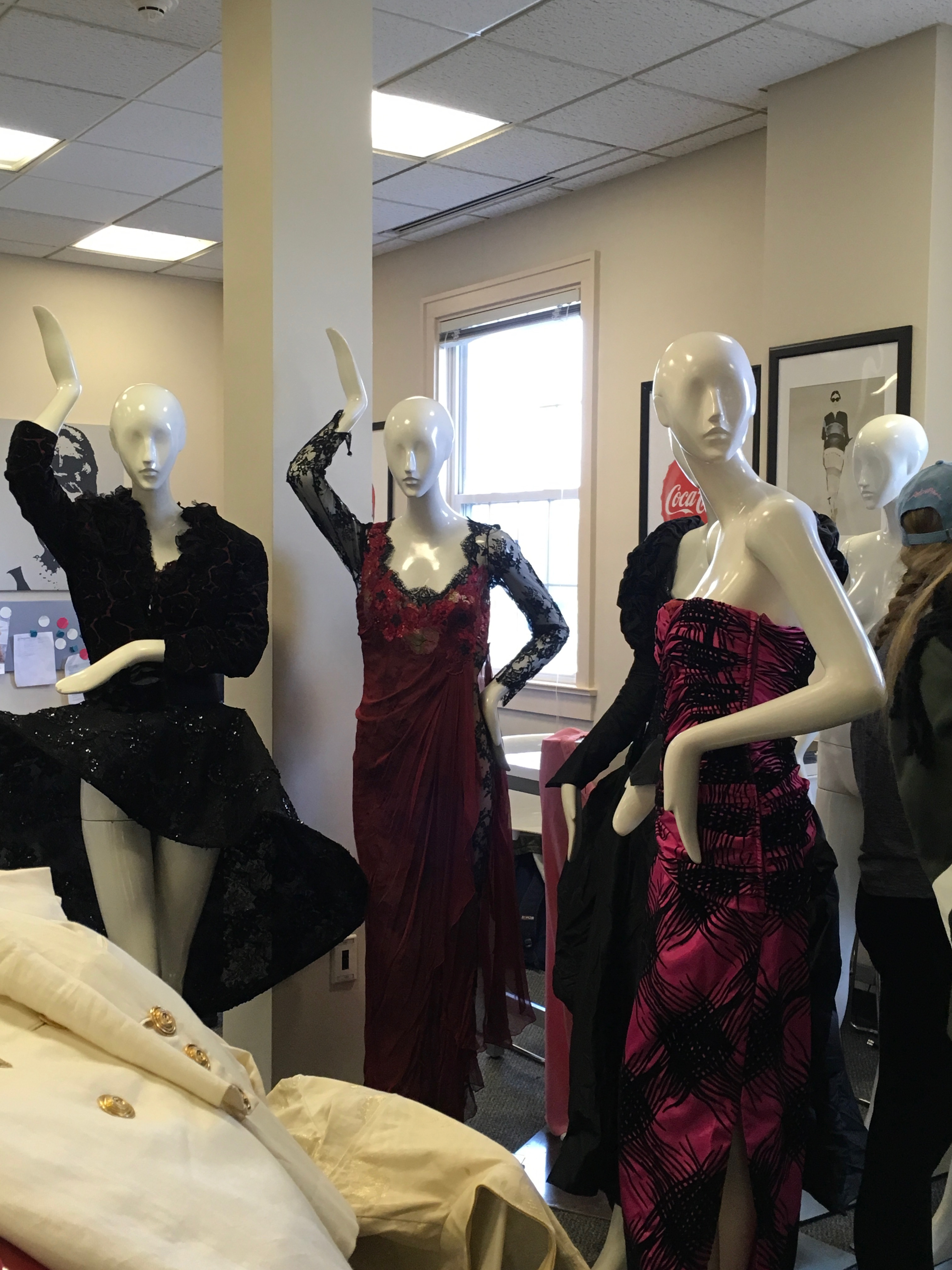 LIU Fashion Students Receive Donation of 25 Pucci Mannequins & 50 ...